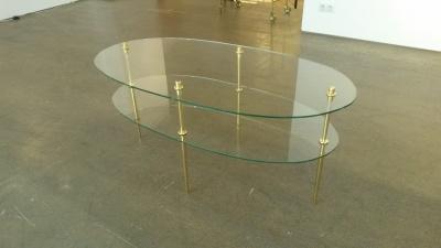 Italian Brass Table