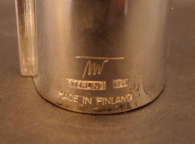 Silver Vase Tapio Wirkkala