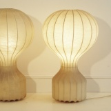 """""""Gatto"""" Table Lamps small and large"""