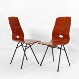 """A Pair of """"Medea"""" Chairs"""