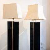 Pair of Art Déco Floor Lamps